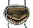 Женская сумка 35445 темно-серая 6