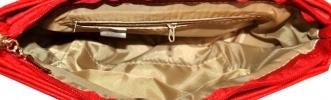 Женская сумка 35391 красная 7