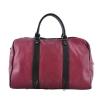 unisex handbag 34260 burgundy 0