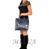 Женская сумка 35644 синяя 5