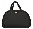 Дорожная сумка на колесах 381470 черная 0