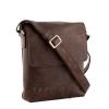 Мужская сумка-барсетка Vesson 4538 коричневая 2