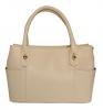 Женская сумка 35463 - с  бежевая 0