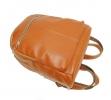 Кожаный рюкзак 2523 коричневый 1