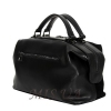 Жіноча замшева сумка МІС 0697 чорна 4
