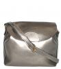 Жіноча сумка 35430 А бронзова 0