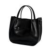 Женская сумка МІС 35862 черная 4