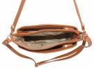 Женская сумка 35452 рыжая 6