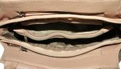 Жіноча сумка 35440 пудра 5