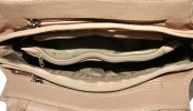 Женская сумка 35440 пудра 5