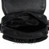 Мужская кожаная сумка Vesson 4605 черная 5