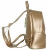 Женский рюкзак 35432 золотистый 2