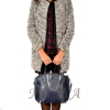 Женская сумка 35634 синяя 6
