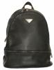 Кожаный рюкзак 4342 черный 0