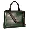 Женская сумка 35668 зеленая 3