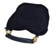Женская сумка 381956 темно-синяя 2