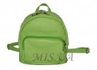 Городской  рюкзак 35617-1с салатовый 0