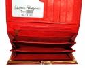 Женский кошелек 179004 красный 5