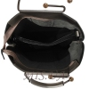 Женская сумка 35533 серебряная 4