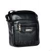 Мужская сумка Vesson  34284 черная 2