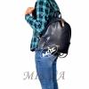 Женский рюкзак 35432 темно-синий 3