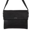 Мужская сумка-портфель 34147 черная 0