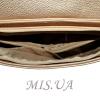 Женская сумка 35591 - 1 светло-золотая 3