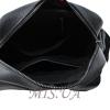 Чоловіча сумка Vesson 4566 чорна 5