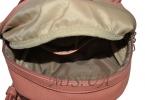 Городской  рюкзак 35617-1 розовый 5
