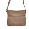 Женская сумка 35613 капучино 0