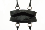 Женская сумка 35436 черная 4