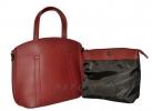 Женская сумка 35634 бордовая 4