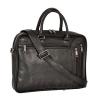 Мужской кожаный портфель 4503 черный 0