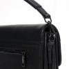 Мужская кожаная сумка-портфель Vesson 4206 черная 5