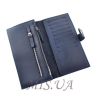 Men's wallet 4509 blue 0