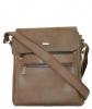 Мужская сумка 4343 коричневая 2