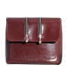 Женская сумка МІС 35810 бордовая 0