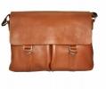 Мужской портфель 4226  рыжий 0
