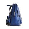 Женский рюкзак 35332 серебристо-черный 2