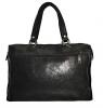 Мужской кожаный портфель 4267 черный 5