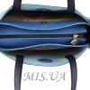 Женская сумка 35270 золотистая  2