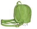 Городской  рюкзак 35617-1с салатовый 4