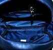 Шкіряний рюкзак 2523 синій 5