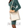 Жіноча сумка 35623 срібна 6