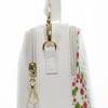 Жіноча сумка 35329 біла з принтом 4