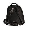 Женский кожаный рюкзак 381996 черный 3