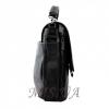 Мужская сумка Vesson 4376 черная  2