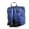 Городской  рюкзак MIC 35762 синий металик 3