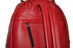 Городской рюкзак 35516 бордовый 5
