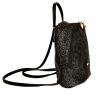 Женский рюкзак 35411 черный  с принтом 1
